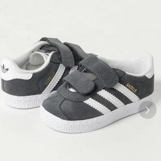 アディダス(adidas)のアディダス キッズ ガゼル(スニーカー)