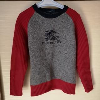 バーバリー(BURBERRY)のセーター(ニット/セーター)