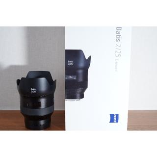 SONY - Carl Zeiss Batis 25mm f2 ソニーEマウント