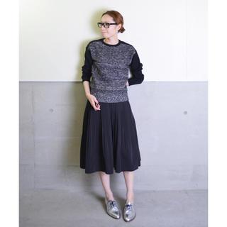 ルカ(LUCA)の✨美品✨ LUCA LADY LUCK LUCA ギャザープリーツスカート(ひざ丈スカート)