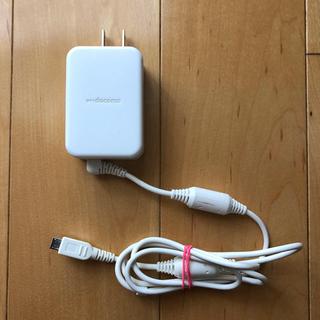 NTTdocomo - docomo スマートフォン ACアダプター