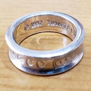 ティファニー(Tiffany & Co.)のTIFFANY リング 10号(リング(指輪))