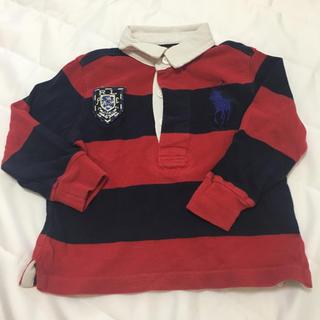 ラルフローレン(Ralph Lauren)のラルフローレン ポロシャツ 80cm(シャツ/カットソー)