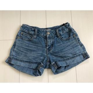 シマムラ(しまむら)のサイズ130デニム半ズボン(パンツ/スパッツ)