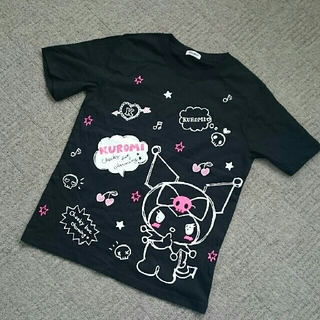 サンリオ(サンリオ)のクロミちゃん Tシャツ(キャラクターグッズ)