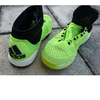 アディダス(adidas)のadidasバスケットシューズ(バスケットボール)