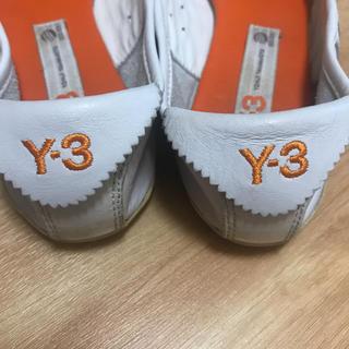 ワイスリー(Y-3)のY-3スニーカー 24.5cm(スニーカー)