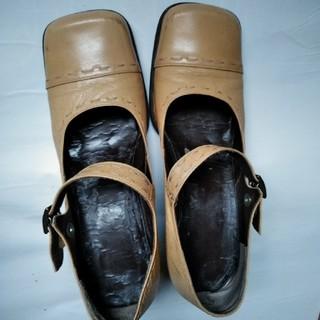 アシナガオジサン(あしながおじさん)のパンプス(ローファー/革靴)