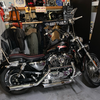 Harley Davidson - 2001年XL 1200cキャブ車エボリューション‼️