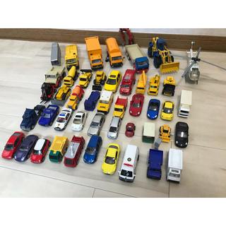 ボーネルンド(BorneLund)の【halca様専用】トミカ ミニカー色々46台 + ANAセット(ミニカー)