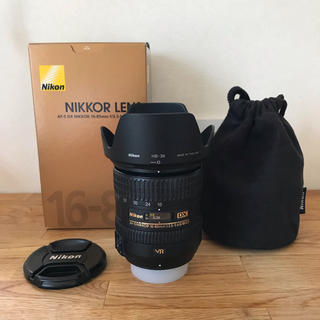 Nikon - ニコンNikon AF-S DX NIKKOR 16-85mm ED VR
