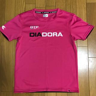 ディアドラ(DIADORA)のディアドラテニスシャツ(ウェア)