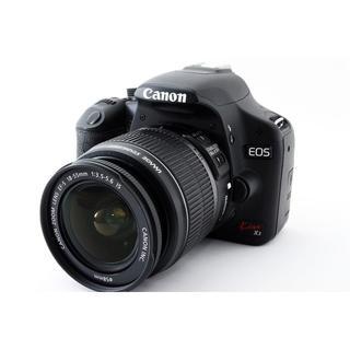 Canon - ★動画も撮れる♪WiFi SDカードでスマホ転送★キャノン Kiss X3