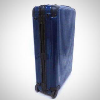リモワ(RIMOWA)のお値下げ美品リモワスーツケース大    海外旅行ハワイヨーロッパ美品(トラベルバッグ/スーツケース)