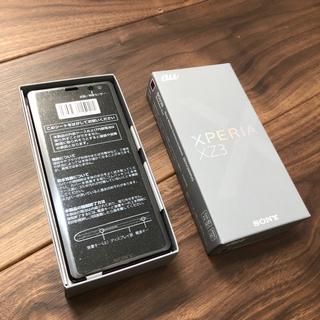 SONY Xperia xz3 sov39 新品 au