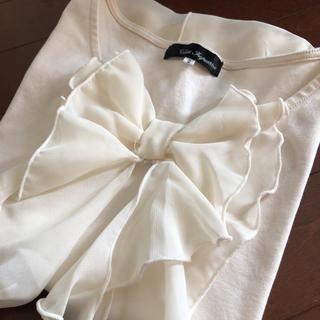 クリアインプレッション(CLEAR IMPRESSION)のカットソー クレアインプレッション(カットソー(半袖/袖なし))