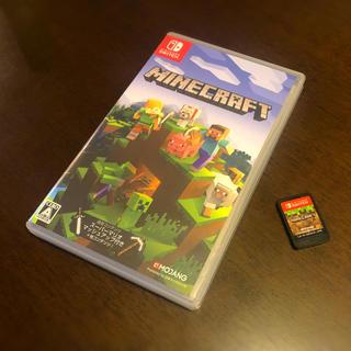ニンテンドースイッチ(Nintendo Switch)のマインクラフト Switch(家庭用ゲームソフト)