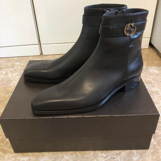 Gucci - GUCCI  ブーツ