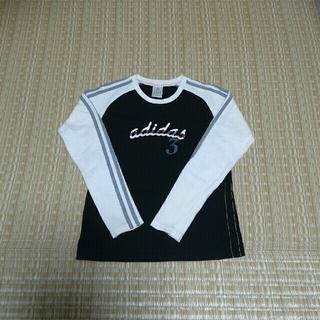 アディダス(adidas)のadidas アディダス 長袖Tシャツ レディース(Tシャツ(長袖/七分))