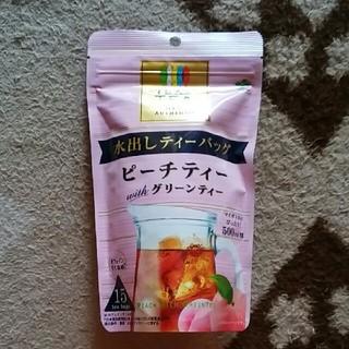水出しティーバッグ  ピーチティー(茶)