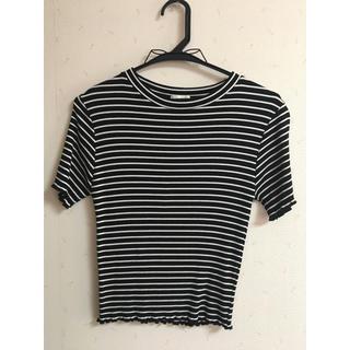 ジーユー(GU)のGU カットソー Tシャツ(カットソー(半袖/袖なし))