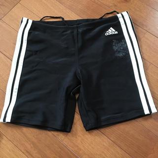 アディダス(adidas)の水着 ブラック(マリン/スイミング)