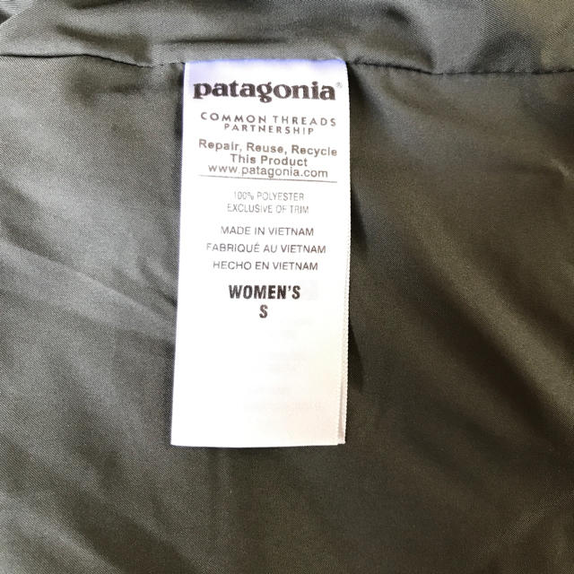 patagonia(パタゴニア)のパタゴニア ロスガトス フリース レディースのジャケット/アウター(ブルゾン)の商品写真