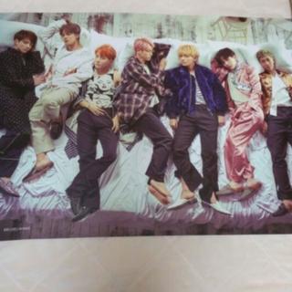 BTS 「WINGS」公式ポスター