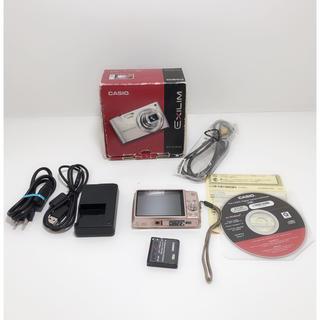 カシオ(CASIO)のZ121★美品 CASIO カシオ デジタルカメラ EXILIM EX-Z300(コンパクトデジタルカメラ)