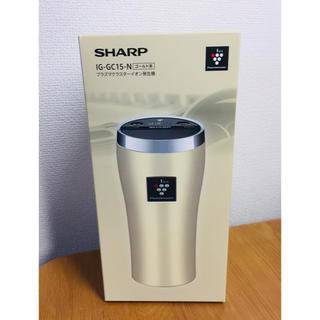 シャープ(SHARP)のシャープ 車載用 プラズマクラスター イオン発生機(空気清浄器)