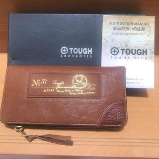 タフ(TOUGH)のtough タフ / 完売品 長財布 未使用(長財布)