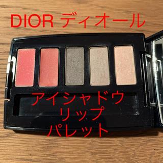 ディオール(Dior)のDIOR ディオール 《 アイシャドウ. リップ. グロス パレット》(コフレ/メイクアップセット)