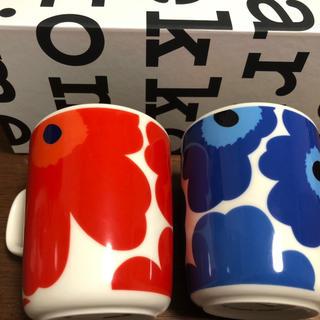 marimekko - 新品  マリメッコ  マグカップ