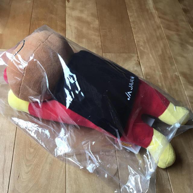 アンパンマン(アンパンマン)のアンパンマン  抱き枕・ぬいぐるみ エンタメ/ホビーのおもちゃ/ぬいぐるみ(ぬいぐるみ)の商品写真