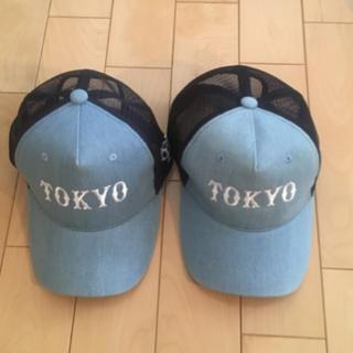 ヨミウリジャイアンツ(読売ジャイアンツ)のジャイアンツ キャップ  2個セット(帽子)