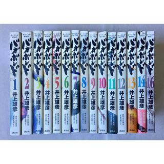 シュウエイシャ(集英社)のバガボンド 1巻〜14巻+16巻セット(青年漫画)
