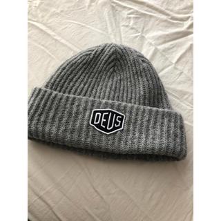 Deus ex Machina - DEUS ニット帽