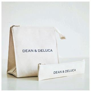 DEAN & DELUCA - DEAN&DELUCA★Marisol5月号付録★ランチバック&カトラリーポーチ