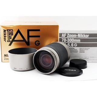 ニコン(Nikon)のNikon ニコン AF 70-300mm F4-5.6 G レンズ(レンズ(ズーム))