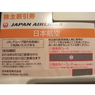 JAL株主優待〜2020年5月31日
