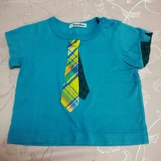 familiar - ファミリア Tシャツ80cm