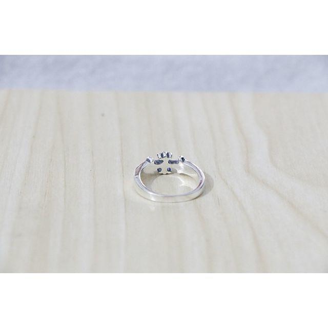Chrome Hearts(クロムハーツ)のK160クロムハーツクロスリング レディースのアクセサリー(リング(指輪))の商品写真