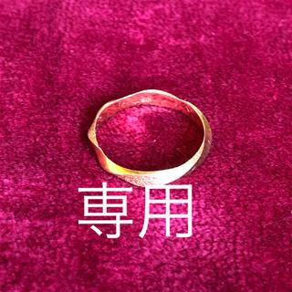18金リング  10 .5号(リング(指輪))