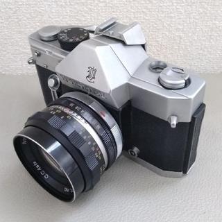 ニコン(Nikon)のペトリ 1眼レフ アンティーク(フィルムカメラ)