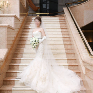 ヴェラウォン(Vera Wang)のヴェラウォン ジェマ セカンドオーナー様の募集♡ヴェラウォンベールもおつけします(ウェディングドレス)