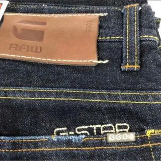 ジースター(G-STAR RAW)の新品 G-STAR RAW/30インチ/3301 STRAIGHTダークネイビー(デニム/ジーンズ)