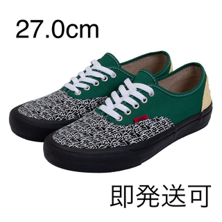 VANS - 【27.0cm】Fucking Awesome × Vans Authentic