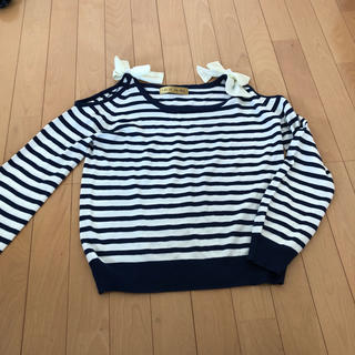 CECIL McBEE - レディースカットソー、長袖カットソー、Tシャツ