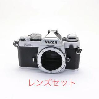 ニコン(Nikon)のnikon fm3a ai-s 50mmf1.4(フィルムカメラ)