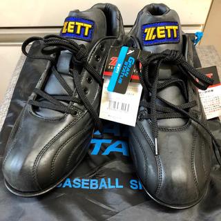 ZETT - ★半額以下 格安★ ZETT 野球  スパイク 26.0cm◆未使用 迅速発送◆